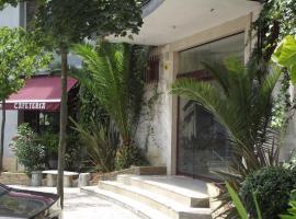 Hotel San Blas, Abadiano Celayeta