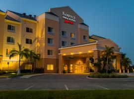 Fairfield Inn & Suites by Marriott Venice, ヴェニス