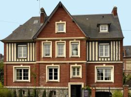 Le Gîte des Maisons de Léa, Honfleur