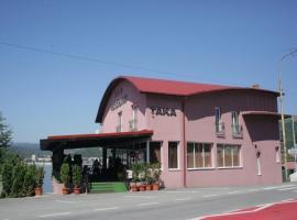 Pensiunea Taka, Orşova
