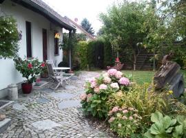 Ferienwohnung Sonne, Moritzburg