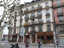Hotel de Geneve, Ženeva