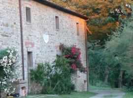 Casina Della Burraia, Subbiano