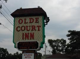 Olde Court Inn, Wheeling