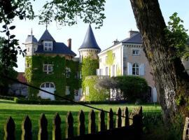 Saint Victor La Grand' Maison, Ingrandes
