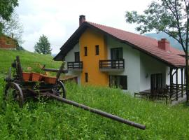 Poiana Verde, Slănic-Moldova
