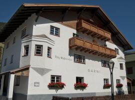 Fremdenheim Fritz Westreicher, Sankt Anton am Arlberg