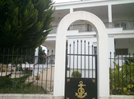 Kalaitzis Apartments, Kalívia Poliyírou