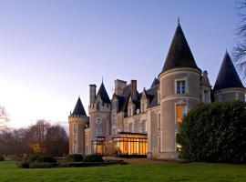 , Courcelles-de-Touraine