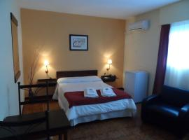 Hotel Minas, Minas
