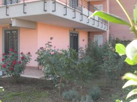 B&B Flores, Rooma