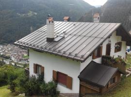 Casa Alpina, Cencenighe