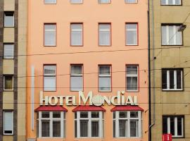 Hotel Mondial, Düsseldorf