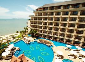 Garden Cliff Resort And Spa, Pattaya North