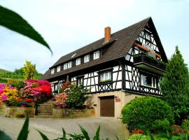 Pension am Weinberg, Sasbachwalden