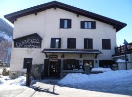 Casa Alpina Don Barra, Pragelato