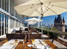 فندق فليمينغز ديلوكس مدينة فرانكفورت, فرانكفورت ماين