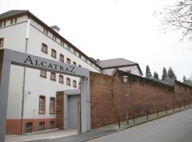 ALCATRAZ Hotel am Japanischen Garten, Kaiserslautern