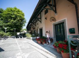Penzion Pri Žabarju, Ljubljana