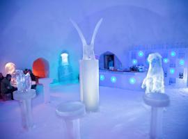 Snowman World Igloo Hotel, Rovaniemi