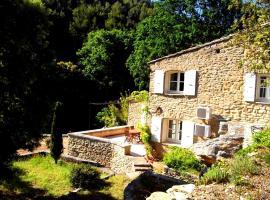 La Bastide du Vallon, Saumane-de-Vaucluse