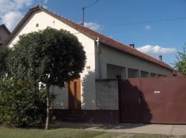 Csányi vendégház, Kiskunmajsa