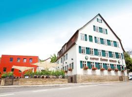 Hotel Restaurant Lamm Hebsack, Winterbach