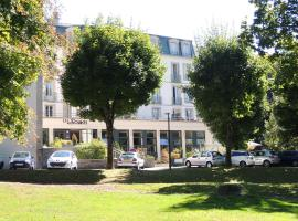 Appart'Hôtel Les Sources, Luxeuil-les-Bains