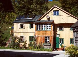 Apartments Steffler, Grundlsee