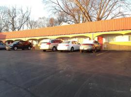 Budget Host Inn, Caryville