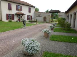 Auberge Des Chanoines, Aigueperse