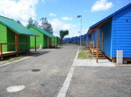 Rekreacni areal Pahrbek, Napajedla