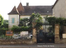 Maison Porte del Marty, Lalinde