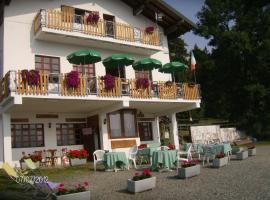 Locanda Alpe Quaggione Trattoria Con Camere, Omegna