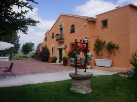 Hotel Mas El Cuquello, Els Ibarsos