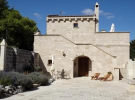 Masseria Caliani, Borgagne