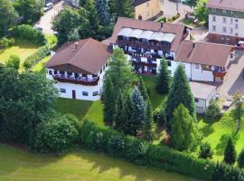 Wellness-Hotel Talblick, Schömberg