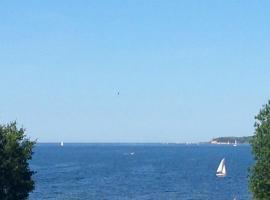 Ferienwohnung Meeresblick, Zierow