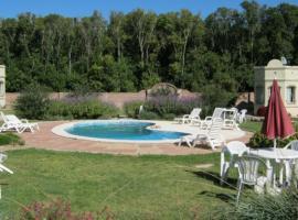 Villa Camila, Villa Giardino