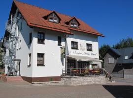 Rennsteighotel Grüner Baum, Schmiedefeld am Rennsteig