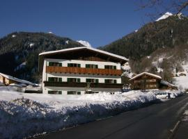 Ferienwohnung Werle, Sankt Gallenkirch