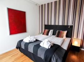 First Hotel JA, Karlskrona