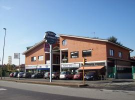 Abba Camere, Borgaro Torinese