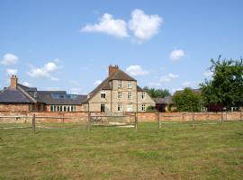 Merton Grounds, Bicester