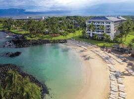 The Fairmont Orchid, Waikoloa