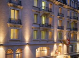 Hotel Victoria, Lausana