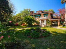 Magnolia Inn B&B, Mount Dora