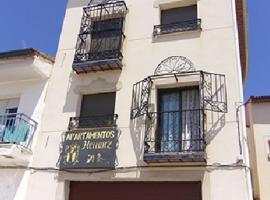 Apartamentos Herranz, Alcoroches
