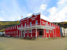 Canadas Best Value Inn - Downtown Hotel, Dawson City