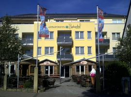 Apparthotel Birkenhof, Willingen